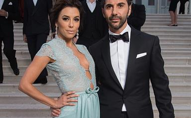 The perfect Christmas gift! Eva Longoria and Pepe Baston are expecting!