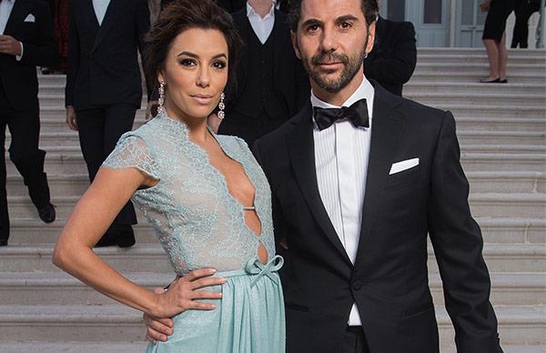 Eva Longoria and Pepe Baston