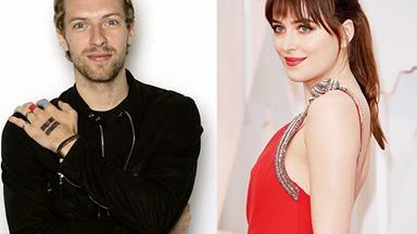 It's on! Dakota Johnson and Chris Martin are 100% dating