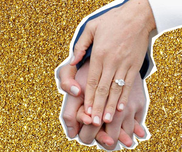The most unique celebrity engagement rings in 2017