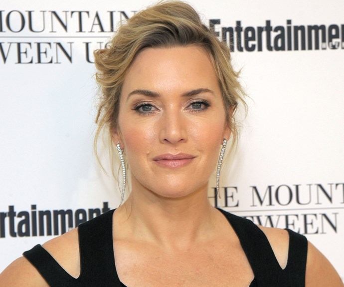 Kate Winslet's easy three-step make-up routine is exactly what we need in our busy lives