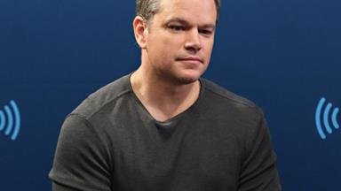 Matt Damon can't stop saying stupid stuff about sexual harassment