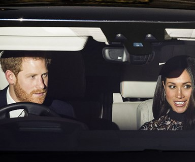 Lunch with the in-laws! Meghan Markle glows as she joins the royals for Christmas celebrations