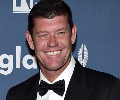 Adios Mimi! James Packer moves on with a stunning new model