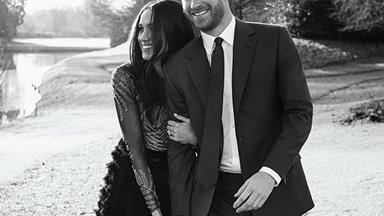 Royal flush! Meghan Markle and Prince Harry star in the most loved-up photo shoot we've ever seen