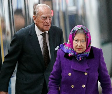 Queen Elizabeth II got sentimental about Prince Philip in her Christmas message