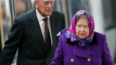 Queen Elizabeth II got sentimental about Prince Philip in her Christmas message