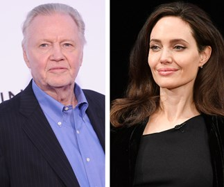 Angelina Jolie has finally made peace with her once-estranged father Jon Voight