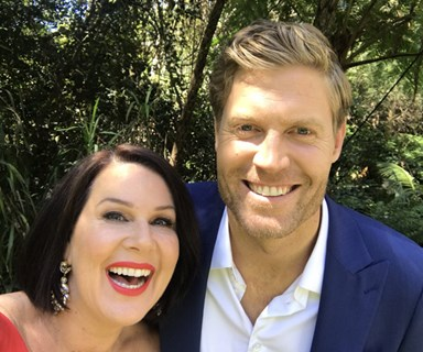 Holy Julia Morris! Dr Chris Brown's pick for next season's I'm a Celeb is amazing