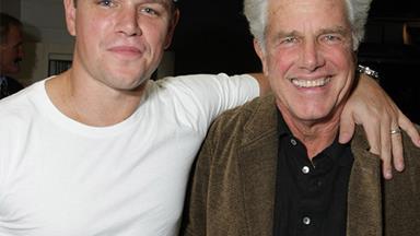 Matt Damon's father has passed away
