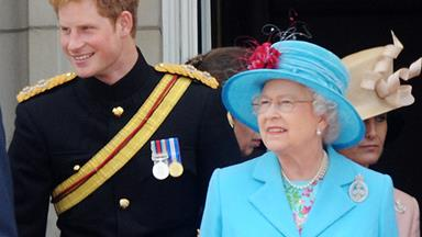 Busted! Is Prince Harry The Queen's favourite grandchild?