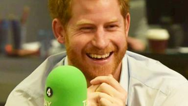 """""""It was fantastic!"""" Prince Harry on Meghan Markle's first Christmas with his family"""