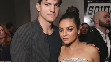 """Mila Kunis and Ashton Kutcher saved their marriage after a """"rocky period"""""""