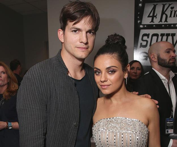 "Mila Kunis and Ashton Kutcher saved their marriage after a ""rocky period"""