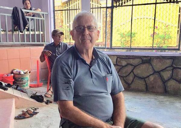 Australian man charged over shocking Cambodian sex scandal