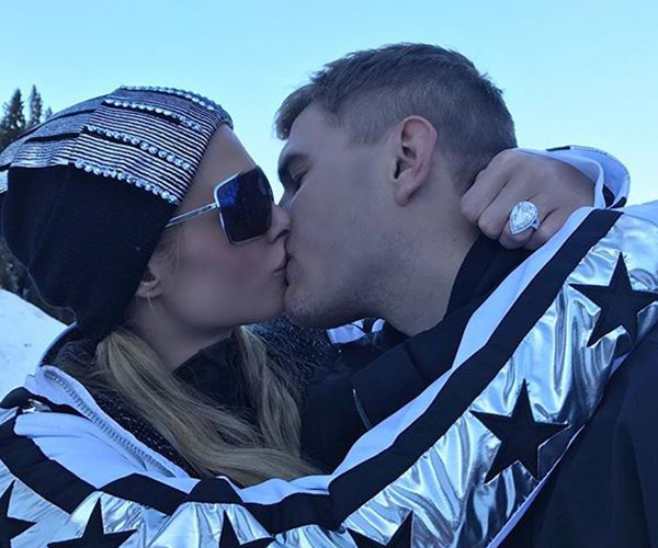 Paris Hilton Is Engaged to Boyfriend Chris Zylka -