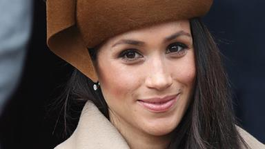 Meghan Markle is being princess shamed for her 'awful' curtsy