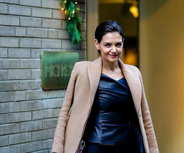 Katie Holmes will always put daughter Suri before boyfriend Jamie Foxx