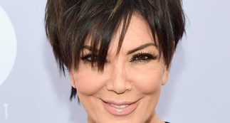 New year, new Kris Jenner! Check out her new blonde hair and... face?