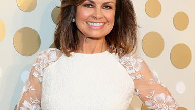 Here's your first look at Lisa Wilkinson on The Project
