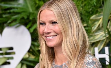 Gwyneth Paltrow shares the first photo from her wedding to Brad Falchuk