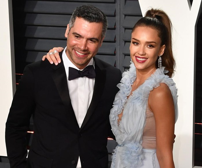 Jessica Alba's newborn mum life photos are seriously relatable