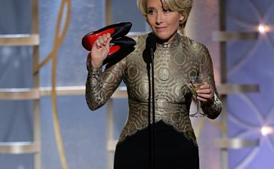 Jaw on the floor! The top 10 most outrageous moments in Golden Globes history