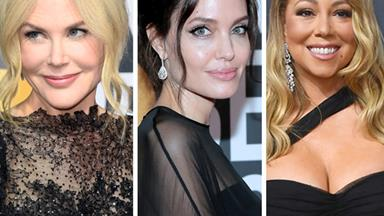 All the glitz 'n' glamour from the 75th Golden Globes Awards' red carpet
