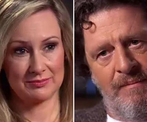 Marco Pierre White and Melissa Doyle clash during fiery Sunday Night interview