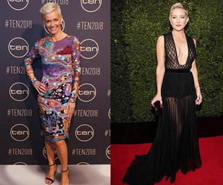 Jessica Rowe SLAMS the Golden Globes' black-dress silent protest