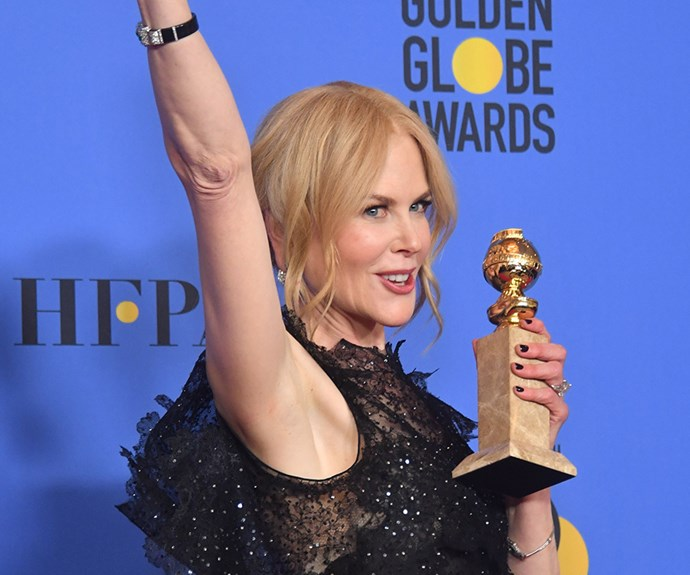Nicole Kidman finally joins Instagram and her posts are already inspiring us