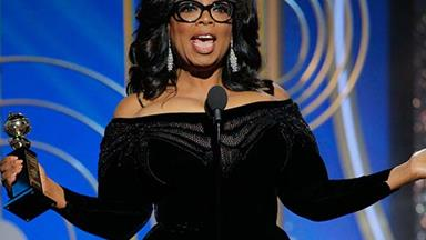 Oprah could run for president after her incredible Golden Globes speech