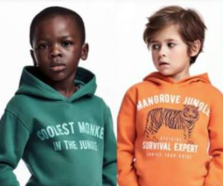 H&M faces huge online backlash over child model in 'racist' hoodie