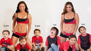 Fit Mum once again accused of mum-shaming in latest controversial post