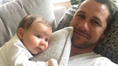 Proud dad alert! Take a look at Scott McGregor's sweetest parenting moments