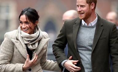 Hey Mr DJ we're obsessed with Prince Harry and Meghan Markle's second joint engagement in Brixton