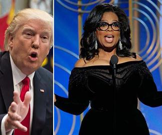 In 1999, Trump wanted Oprah to be his vice-president
