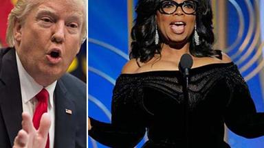 In 1999, Donald Trump wanted Oprah Winfrey to be his vice-president