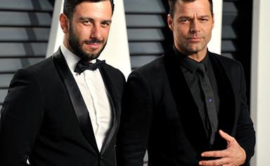 Livin' la Vida Loca! Ricky Martin announces he and Jwan Yosef have married