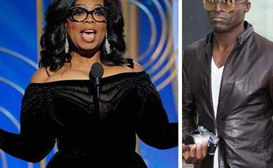 """Seal says Oprah is """"part of the problem"""" when it comes to Harvey Weinstein"""