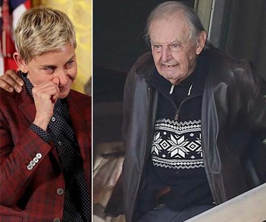 Ellen DeGeneres shares heartfelt tribute for her 92-year-old father who passed away this week