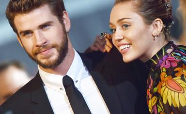 EXCLUSIVE: Miley Cyrus and Liam Hemsworth are married!