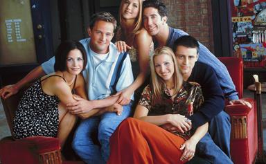 18 things you probably didn't know about Friends