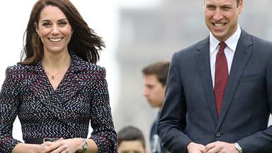 Inside Prince William and Duchess Catherine's glamorous royal tour itinerary