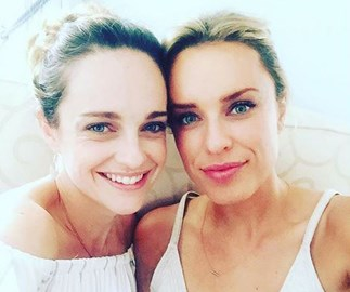 Jess and Penny McNamee
