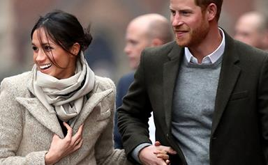 Prince Harry and Meghan Markle's romance immortalised with a Lifetime movie
