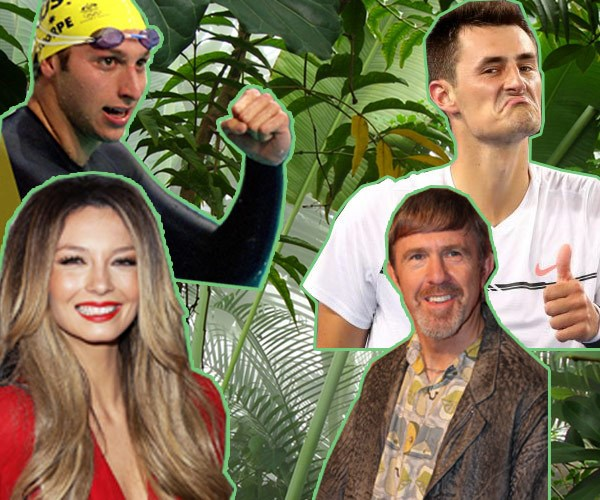 I'm a Celebrity... Get Me Out Of Here! 2018 cast predictions