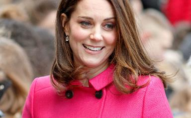 Duchess Catherine saves the day with this quick-thinking parenting move
