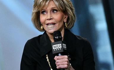 """Jane Fonda is """"fine"""" after having a cancerous growth removed from her lip"""