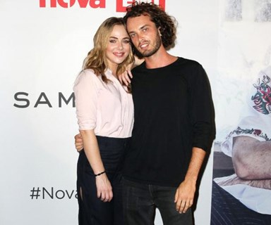 Has Jessica Marais found the right guy in photographer Jake Holly?